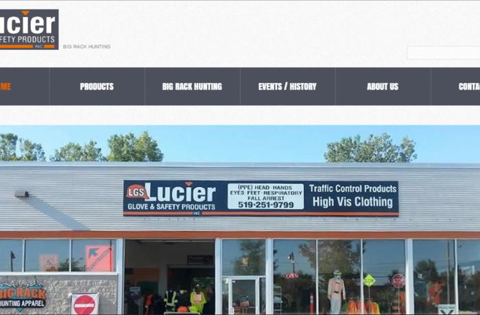 Lucier Glove